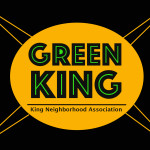 Green King Logo